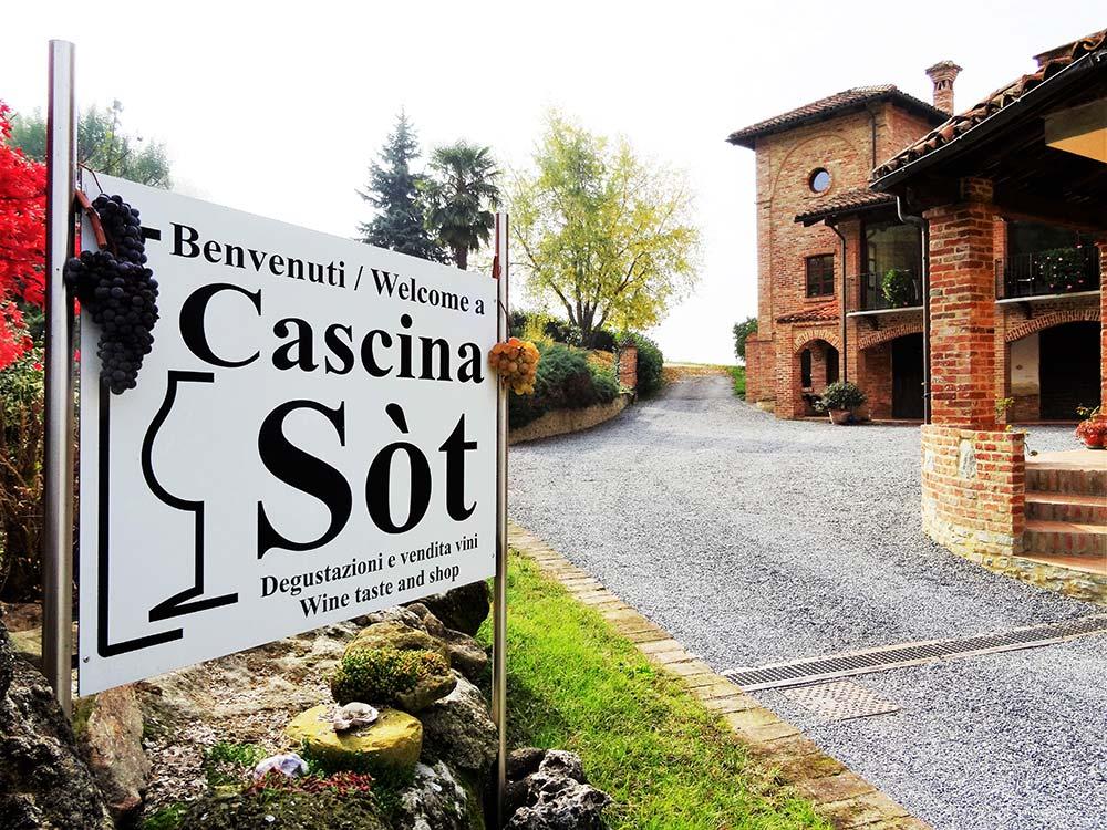 cascina sot benvenuti - Home Cascina Sòt